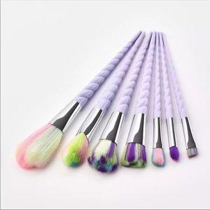 7 pcs Makeup Brushes Set 10300